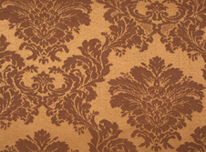 Tablecloths hire Damask - Bronze