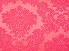 Tablecloths hire Damask - Cerise