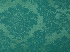 Tablecloths hire Damask - Dark Green