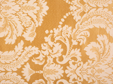tablecloths hire Damask Gold
