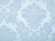 Tablecloths hire Damask - Duck Egg Blue Original