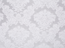 Tablecloths hire Damask - Silver Original