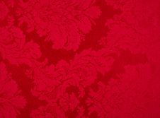 Tablecloths hire Damask - Red