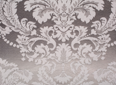 Tablecloths hire Damask - Silver
