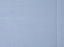 tablecloths hire Hemstitch - Vintage Blue