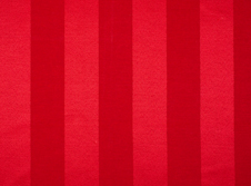 Tablecloths hire Satin Stripe - Red