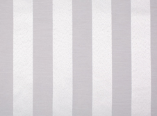 tablecloths hire Satin Stripe Silver