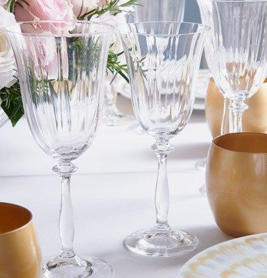 Goblets in Gold