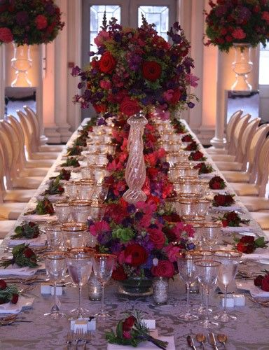 A table fit for Marquis