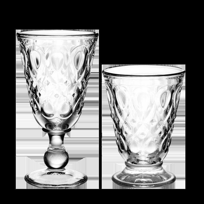 Baroque Glasses