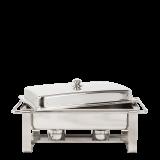 Chafing Dish 2 Burner 62 X 36 X 38 cm