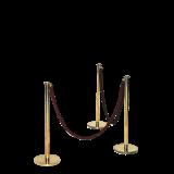 Post Brass 100 cm
