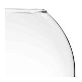 Glass punch bowl Ø 25 x 34 cm 1,2 L