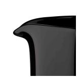 Cylinder Jug Black 150 cl