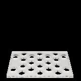 Plexi Bubbles Tray 55 X 35 cm