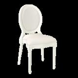 Montaigne Chair in White