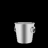 Equinox Stainless Steel Ice Bucket Ø 14 cm H 13 cm