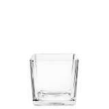 Glass Container 6 X 6 cm 10 cl