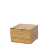 Bamboo Stand 15 X15 cm H10 cm