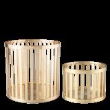 Cambridge Buffet Riser Gold Ø 21 cm H 20 cm