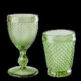 Green Tourmaline glass 23 cl