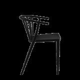 Malibu Chair in Black