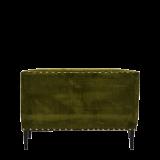 Dilano Sofa in Chartreuse Green Velvet