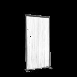 Unico Screen with White Strands