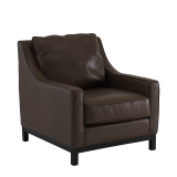 Charlton Armchair in Taupe