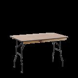 4Ft trestle table 120 x 80 cm