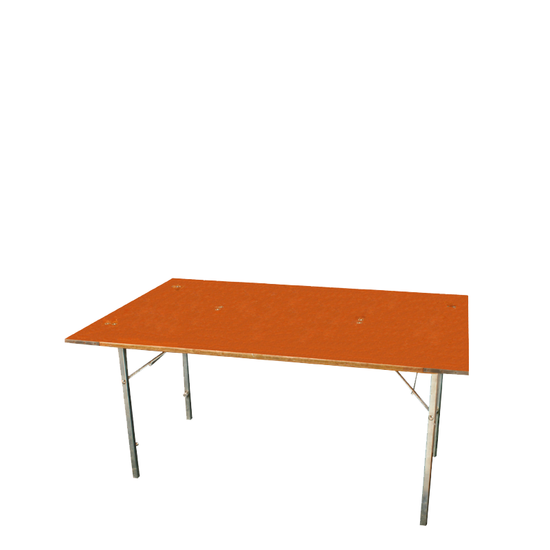 Trestle Table 150 X 100 cm