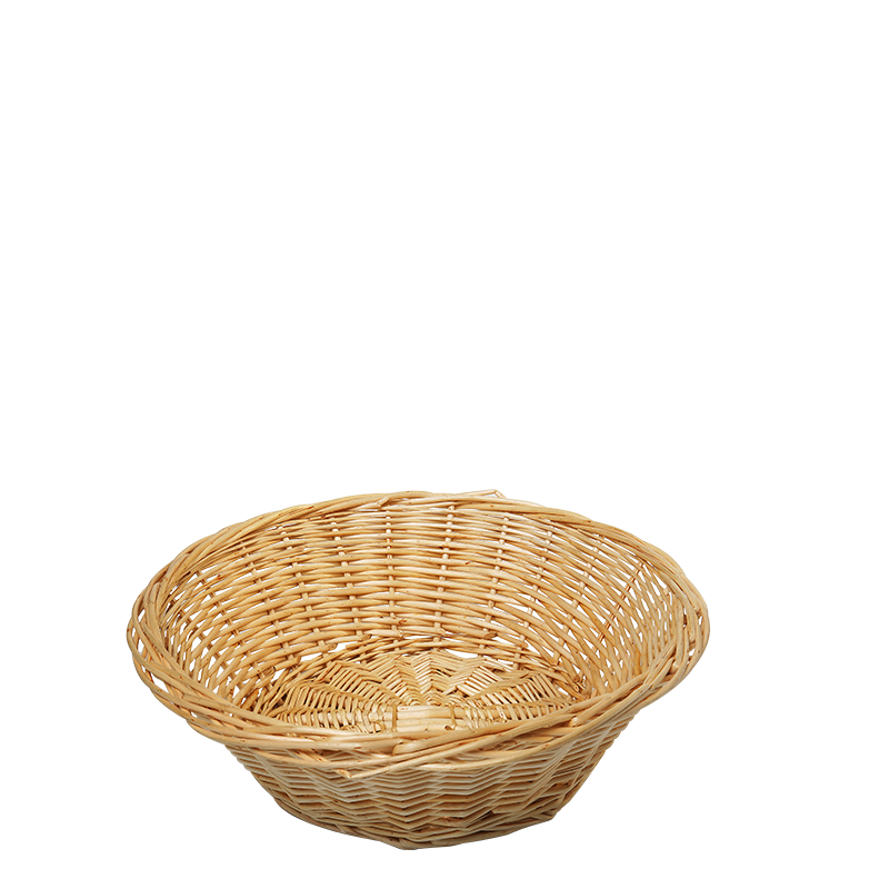Wicker Basket Ø 31 cm