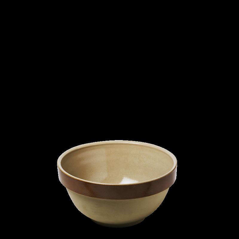 Stoneware salad bowl Ø 28 cm H 14 cm