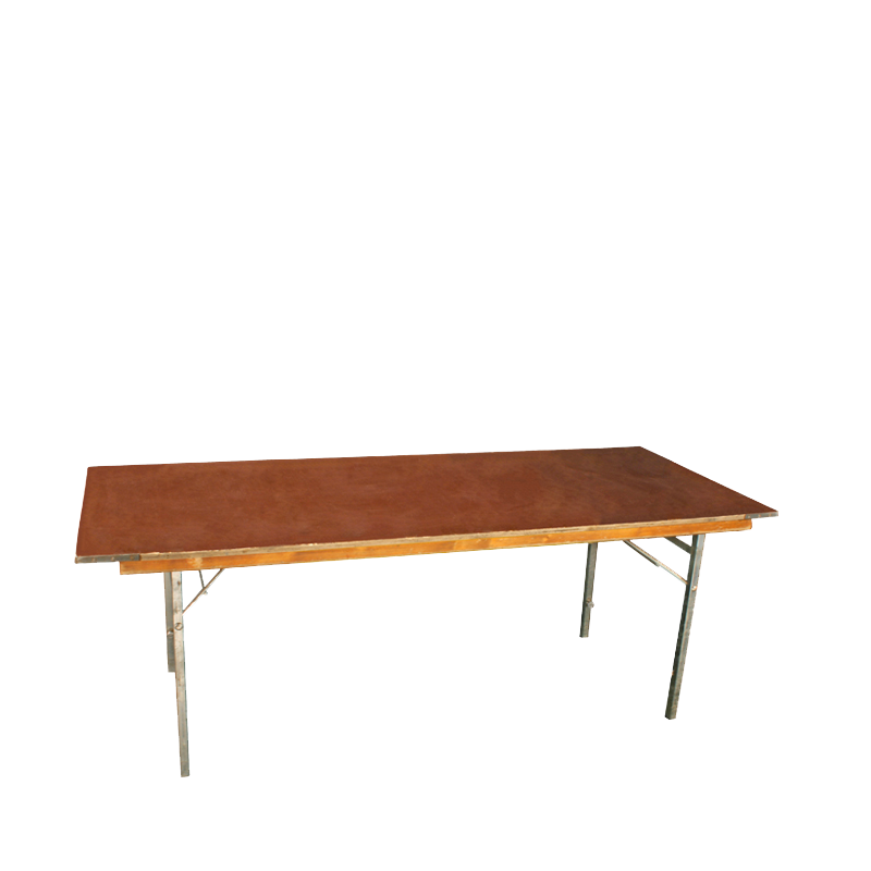 Trestle Table 80 X 200 cm