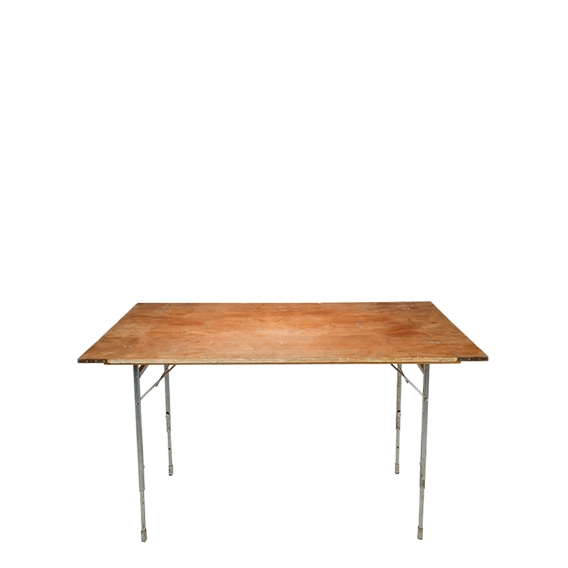 Trestle Table H94 - 100 X 150 cm