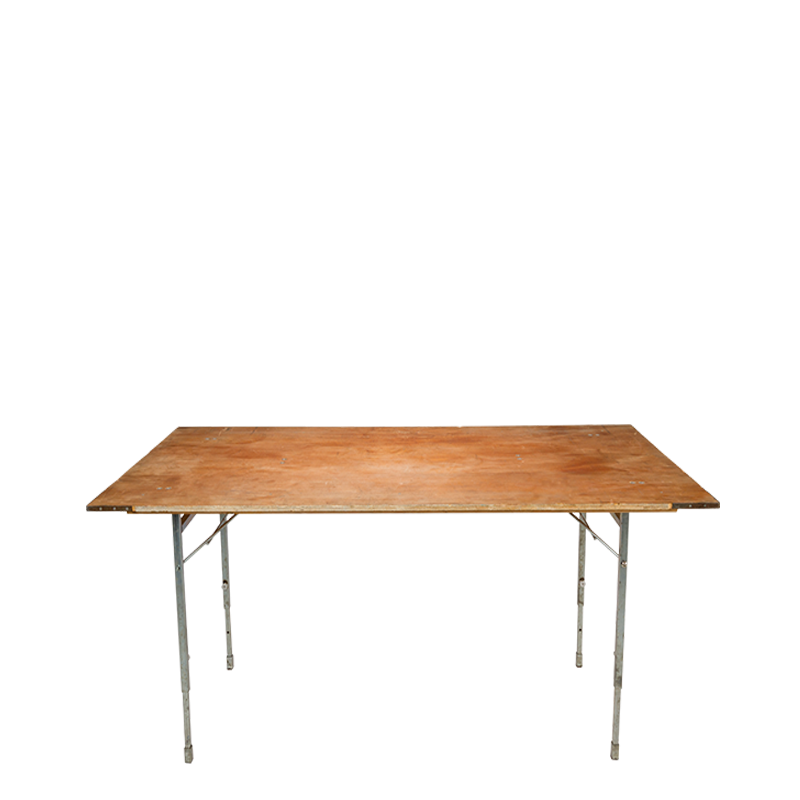 Food Station 100 X 200 cm H 94 cm