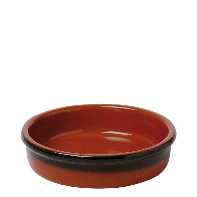 Stoneware Ovenproof Dish Ø 11 cm H 3 cm 16 cl