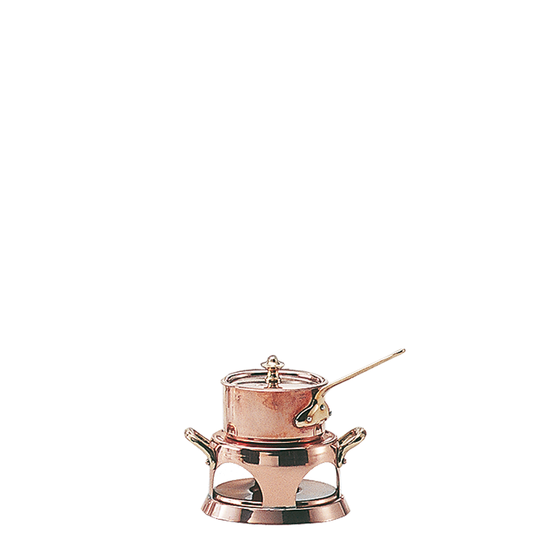Small Saucepan Ø 9 cm|Ø 4 In and Stove