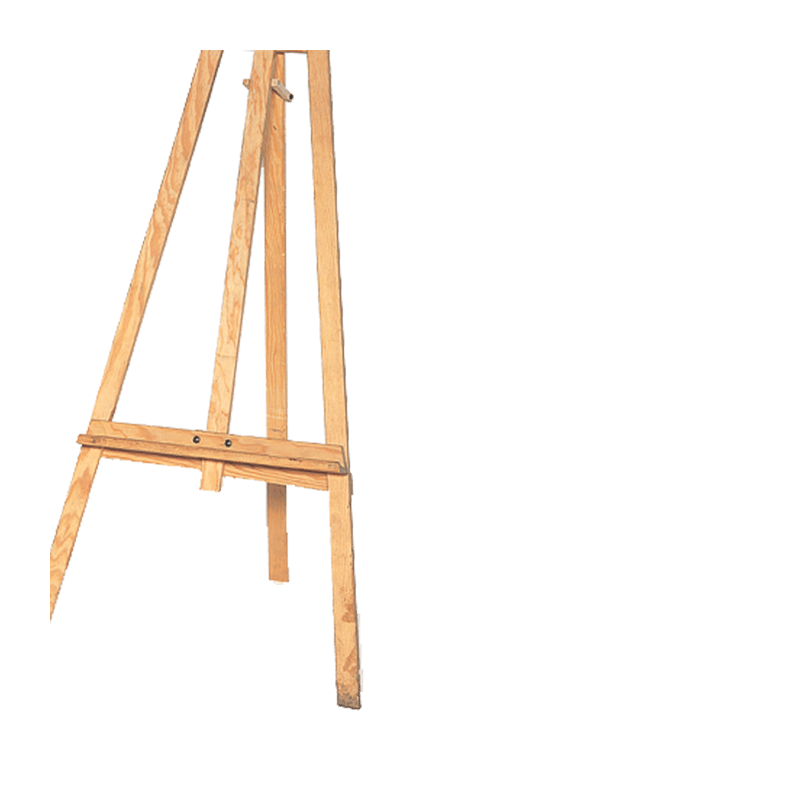 Wooden Easel 58 X 150 cm