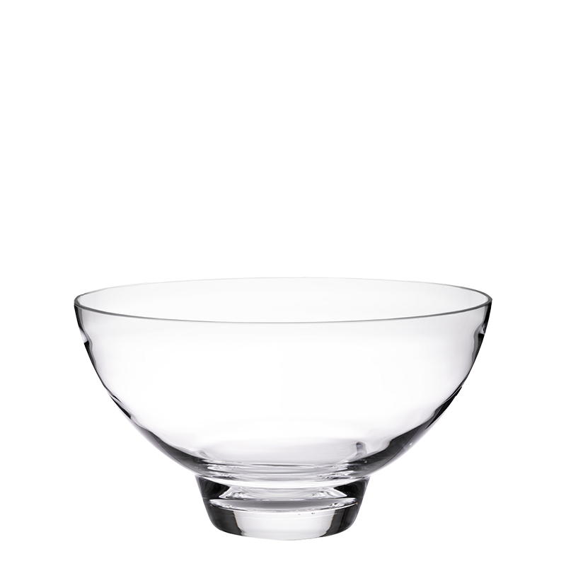 Gala Glass Salad Bowl Ø 32 cm H 18 cm 600 cl