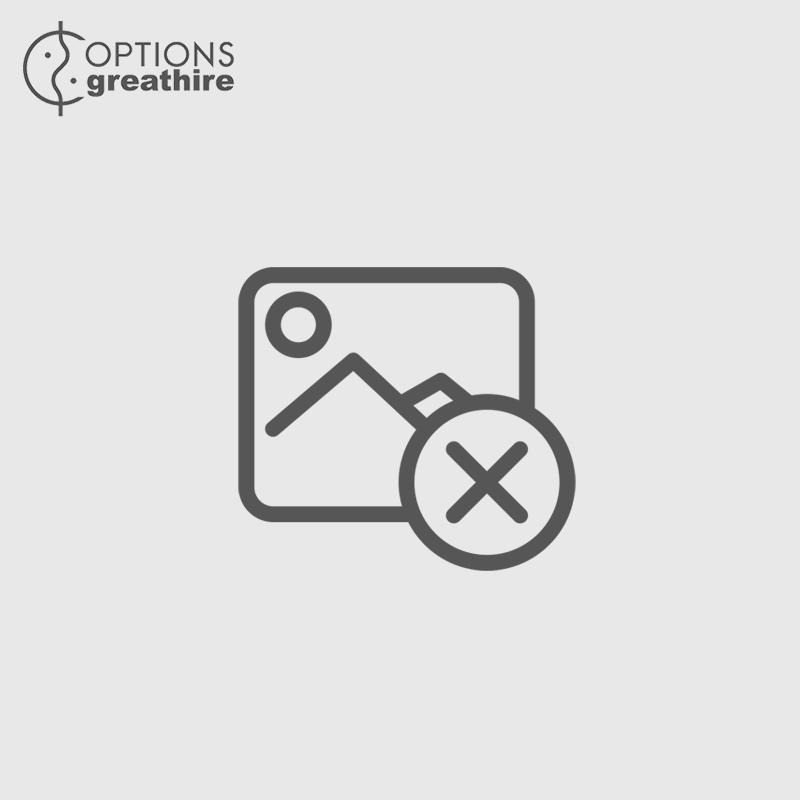 Louisiana oval tray with handles 46 x 69 cm