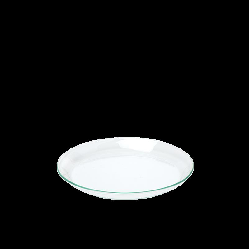 Glass Bread Plate Ø 12cm