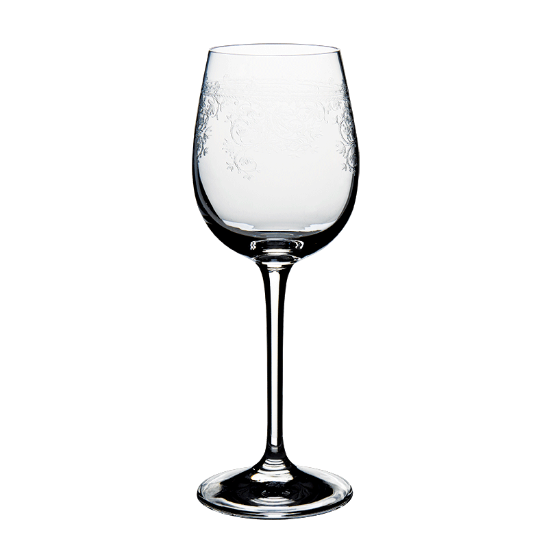Trianon Ciselé Glass 24 cl