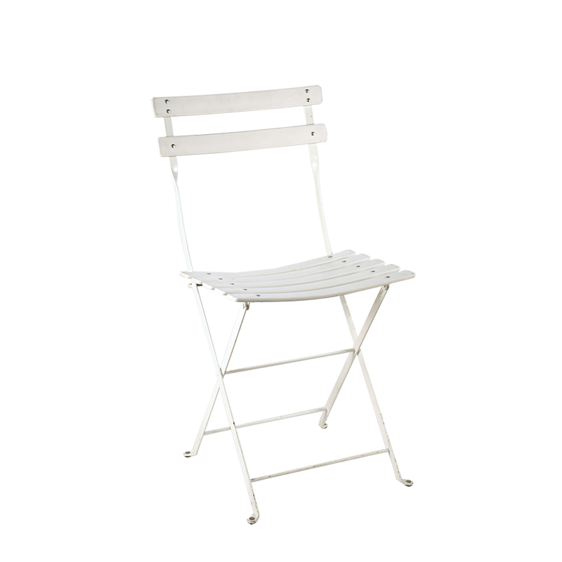 Trocadero White Chair