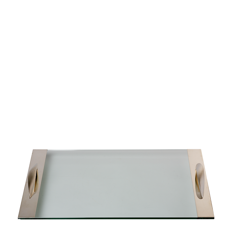 Mermoz Tray with Handles 35 X 49 cm