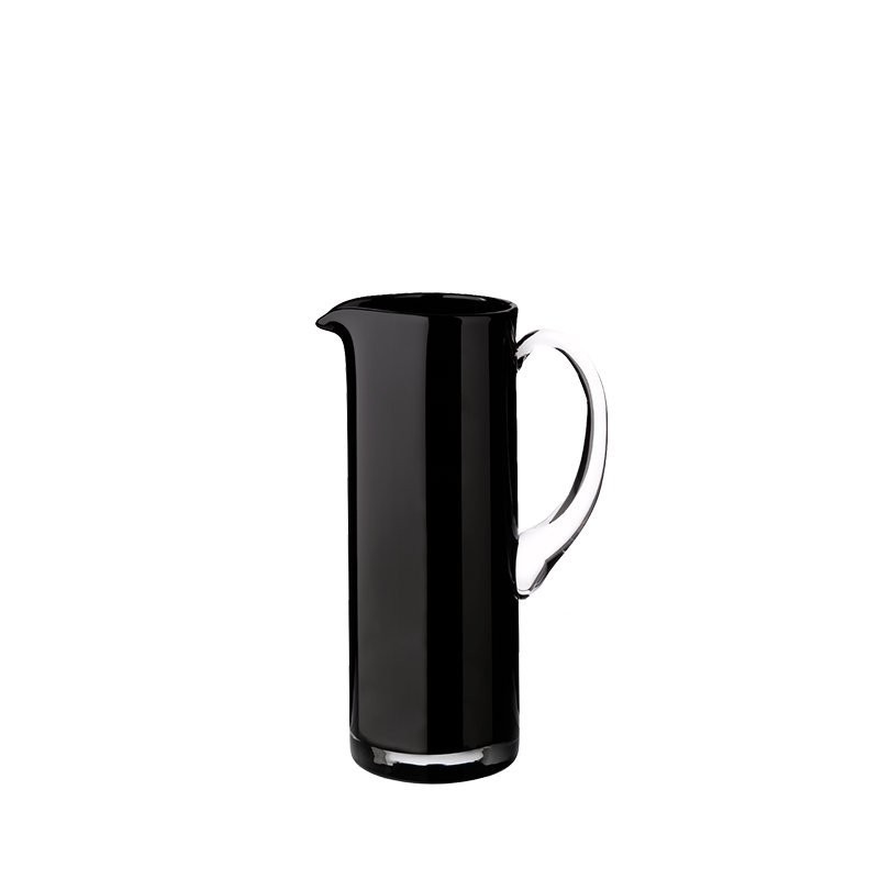 Cylinder Jug Black 150 cl