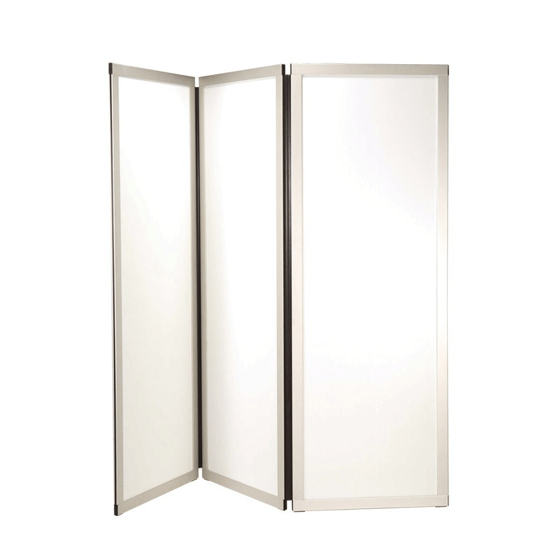 Black and White Folding Screen 210 (70 cm X 3) X 186 cm