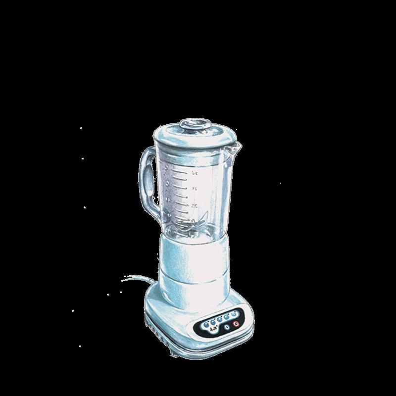 Blender 1.8L 230 V 1200 W