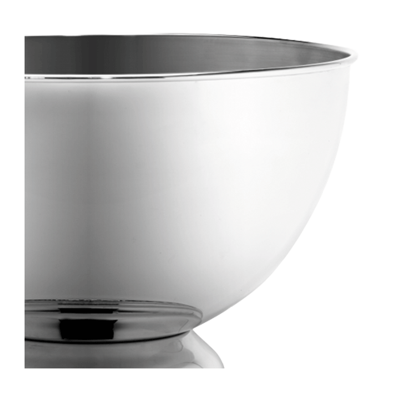 Equinox Stainless Steel Punch Bowl Ø 37 cm 1200 cl