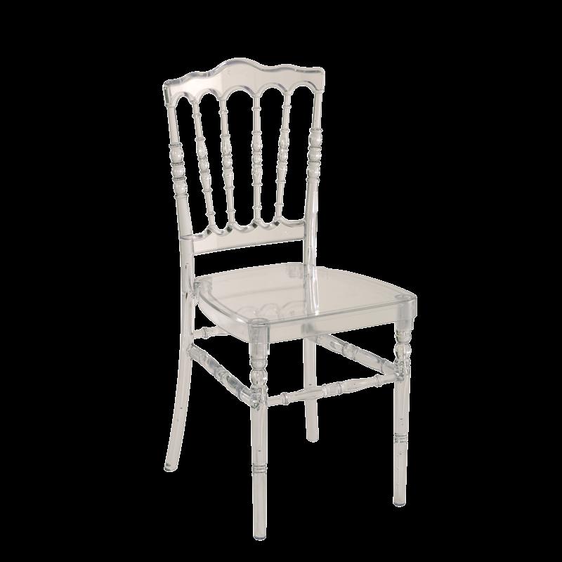 Napoleon III chair crystal